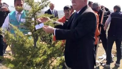 'Adalet Ormanı' oluşturuldu - BOLU