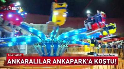 Ankaralılar Ankapark'a koştu!