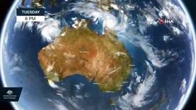 - Avustralya'ya İki Fırtına Birden - OHAL İlan Edildi
