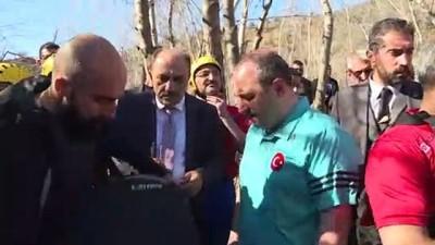 Bakan Varank'tan Munzur'da 'nevruz' raftingi - TUNCELİ