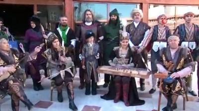 Dilek Ağacı -  Bursa'da Nevruz kutlamaları