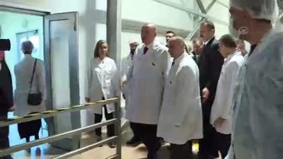 Cumhurbaşkanı Erdoğan, ETİ Fabrikasını ziyaret etti - ESKİŞEHİR