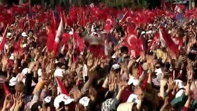 Cumhurbaşkanı Erdoğan: 'Şu kalan dokuz gün çok çalışalım' - ESKİŞEHİR