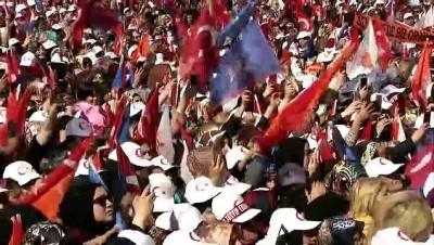 Cumhurbaşkanı Erdoğan: 'Tüm coğrafyamızın Nevruz Bayramı'nı tebrik ediyoruz' - ESKİŞEHİR