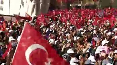Cumhurbaşkanı Erdoğan: 'Ülkemize ve milletimize şaşı bakan kim varsa hepsi de seçimleri bekliyor' - ESKİŞEHİR