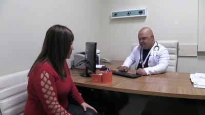Down sendromlu çocuklar sağlık çalışanı oldu - ADIYAMAN