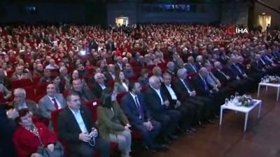 İBB Başkanı Mevlüt Uysal: 'Kıyamete kadar bu Hz. Ali sevgimizi hiç kimse bizden alamayacak'