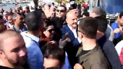 İçişleri Bakanı Soylu, Bodrum'da - MUĞLA