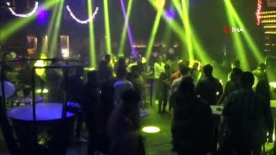 İranlı turistler Nevruz'u kutlamak için barlara akın etti