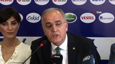 ceyrek final - İzmirliler hafta sonu voleybola doyacak