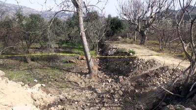 Kepçe ile tarla düzeltirken tarihi yapı buldu - KARAMAN