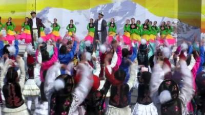Kırgızistan'da Nevruz Bayramı coşkuyla kutlandı - BİŞKEK