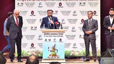 Küçükçekmece'deki 'Nevruz Kutlama Töreni' - Selahattin Özgündüz - İSTANBUL