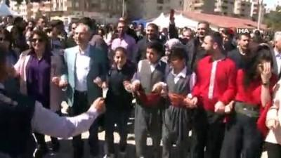 Mardin'de baharın gelişi coşkuyla kutlandı
