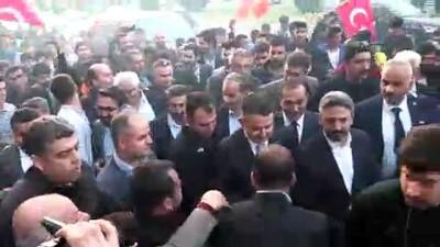 Pakdemirli: 'Türk ve Kürt kardeşliği ezelden gelmektedir' - ADIYAMAN