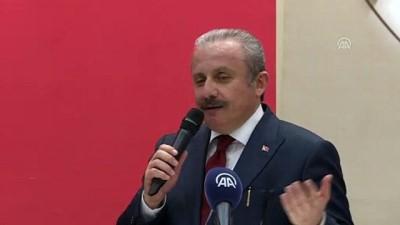 Şentop: 'Türkiye'nin güçlenmesi, belirleyici rol oynayacak olması bazılarını rahatsız ediyor' - İSTANBUL
