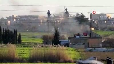 Telabyad'da teröristler Nevruz bahanesiyle ateş yaktı