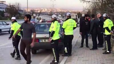 Trafik kazası: 2 yaralı - KARABÜK