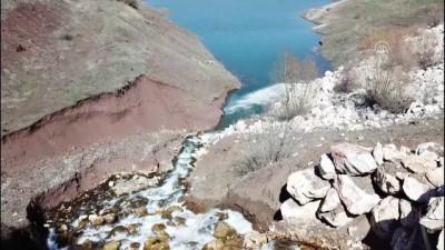 Yenihayat Derivasyon Kanalı 5 milyon metreküp su topladı - ÇORUM