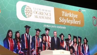 YTB'nin 'Türkiye Söyleşileri' programı konuğu Nabi Avcı