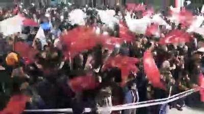 Adalet Bakanı Gül: 'İşsiz hiçbir gencimiz kalmasın diye yola devam edeceğiz' - GAZİANTEP