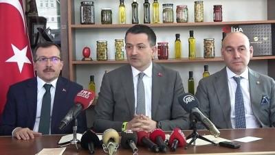 """Bakan Pakdemirli: """"Çiftçimize 1 milyar 432 milyon lira destekleme ödemesi yapacağız"""""""