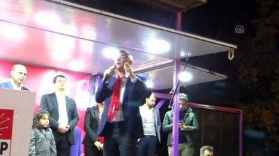 CHP Grup Başkanvekili Özel: 31 Mart'tan sonra yine barış ve kardeşlik içinde yaşayacağız' - ADIYAMAN