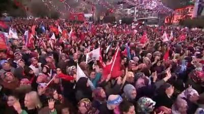Cumhurbaşkanı Erdoğan: 'Amasya'ya 10,2 katrilyon yatırım yaptık' - AMASYA