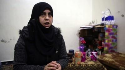 Deyrizor'da ailesini kaybeden Saliha, Bab'da yaşama tutundu (2) - BAB