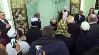 eylem plani - Guterres, New York'ta cami ziyaretinde bulundu - NEW YORK