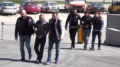 uyusturucu -  Karaman'da uyuşturucu hapla yakalanan 2 kişi tutuklandı