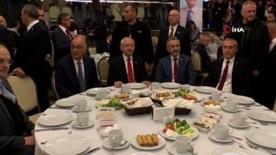"""Kılıçdaroğlu: """"Katar'la sözleşmeyi iptal et, sana bir haftada 50 milyon dolar bulmazsam siyaseti bırakacağım"""""""