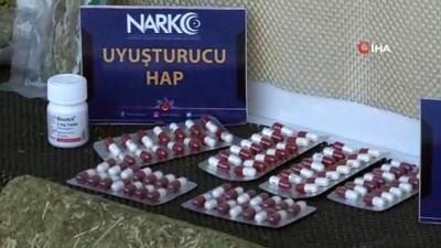 uyusturucu -  Narkotik polisi affetmiyor...Uyuşturucu operasyonunda 2'si kadın 26 kişi yakalandı