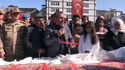 ogrenciler - Tunceli'de 'Sıfır Atık' için bez torba dağıtıldı - TUNCELİ
