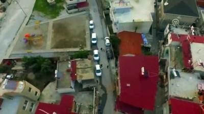 uyusturucu - Aydın'da drone destekli uyuşturucu operasyonu