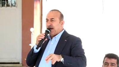 Bakan Çavuşoğlu: 'İzmir'de pis sular körfeze akıyor' - ANTALYA Haberi