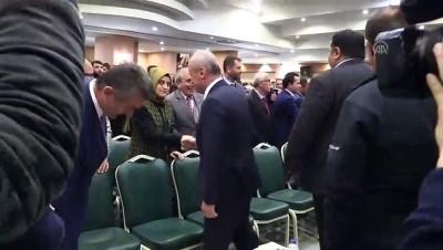 Bakan Turhan: 'Kırıkkale-Çorum-Samsun demir yolu projeleri tamamlanmak üzere' - ÇORUM
