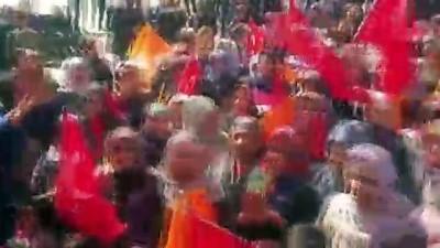 Cumhurbaşkanı Erdoğan, telefonla halka seslendi - ADIYAMAN