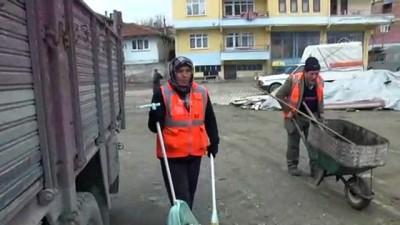 İlçenin temizliği Karakoç çiftine emanet - KASTAMONU