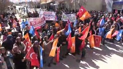 Mahir Ünal: 'Tayyip Erdoğan'ı daha da güçlendirmemiz gerekiyor' - KARAMAN