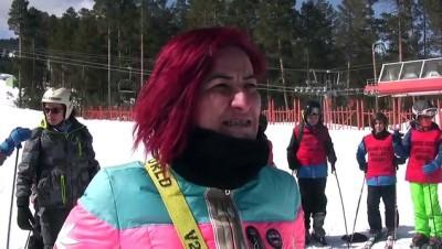 Mart ayında kayağın adresi: Cıbıltepe - KARS