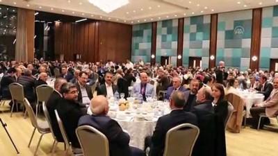 AK Parti Genel Başkan Yardımcısı Yavuz, 'Vefanı Göster Sandığa Sahip Çık' etkinliğine katıldı - BOLU