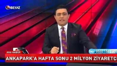 turkiye - Ankapark'a hafta sonu 2 milyon ziyaretçi