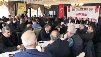 'Bizim için birinci hassasiyet Türkiye'nin istikrarıdır' - SAMSUN
