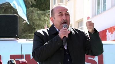 Çavuşoğlu: 'Önümüzdeki seçim yerel kalkınma bakımından önemli' - ANTALYA