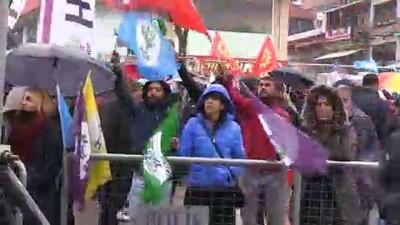 HDP'nin Tunceli mitingi