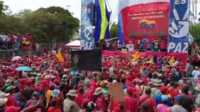 Maduro kabine değişikliğini açıklayacak - CARACAS