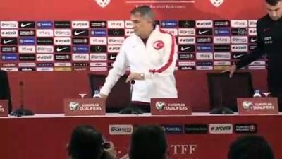 Türkiye-Moldova maçına doğru - ESKİŞEHİR