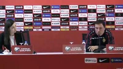 Türkiye-Moldova maçına doğru - Posmac ve Spiridon - ESKİŞEHİR