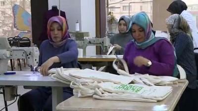 Yerel seçimin promosyonu 'bez çanta' oldu - BURSA